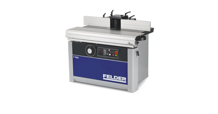 FELDER F 900 Z - Tilting Spindle Moulder